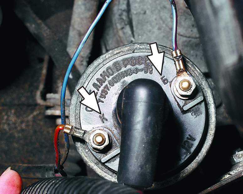 Фото №10 - ВАЗ греется катушка зажигания 2110
