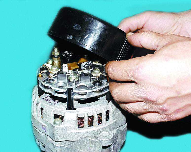 Генератор нива шевроле ремонт своими руками
