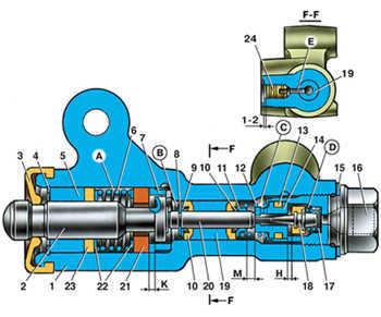 6.0 Тормозная система ВАЗ 2110