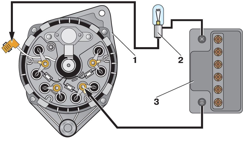 Фото №8 - как проверить напряжение генератора ВАЗ 2110