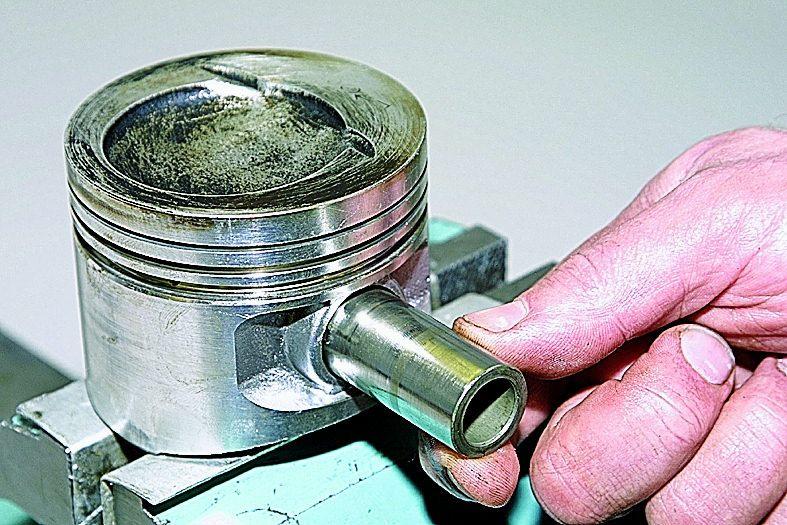 Разборка двигателя ваз 21213