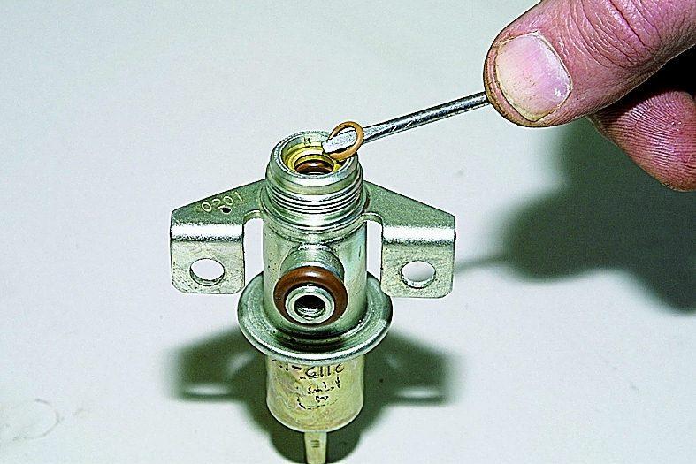 Фото №16 - клапан регулировки давления топлива ВАЗ 2110