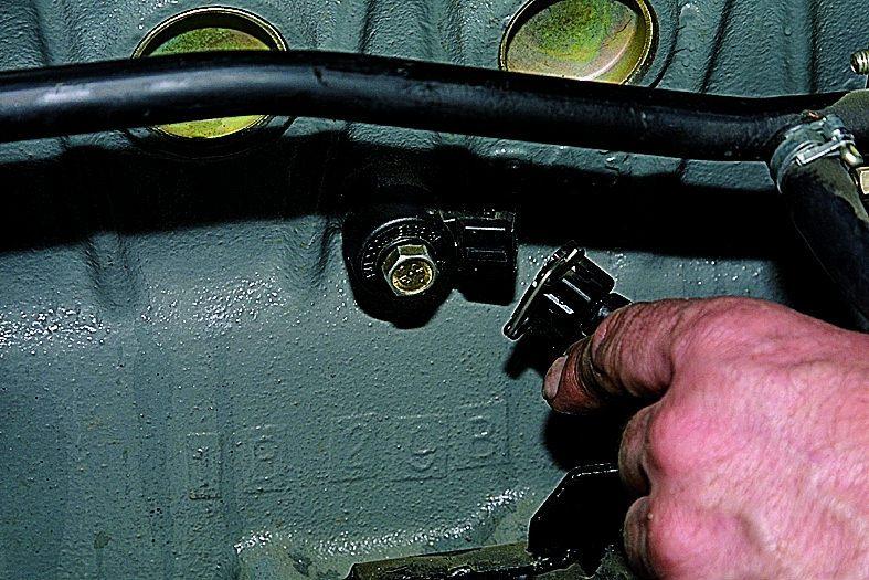 Фото №6 - ВАЗ 2110 детонация двигателя