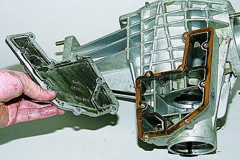 Ремонт переднего привода ваз 21213 своими руками