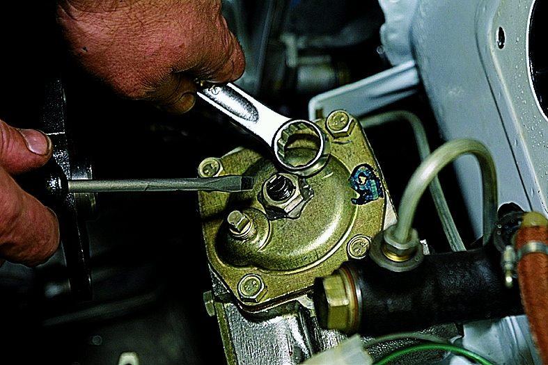 Рулевая колонка ваз 2101 ремонт своими руками