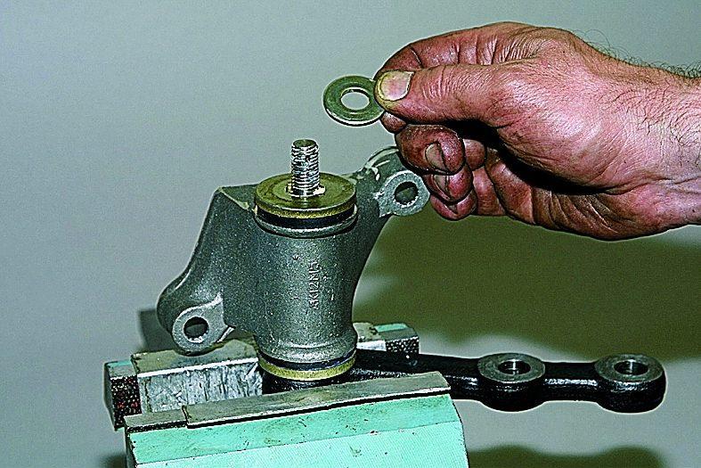 Ремонт рулевого редуктора ваз 2121 своими руками 16