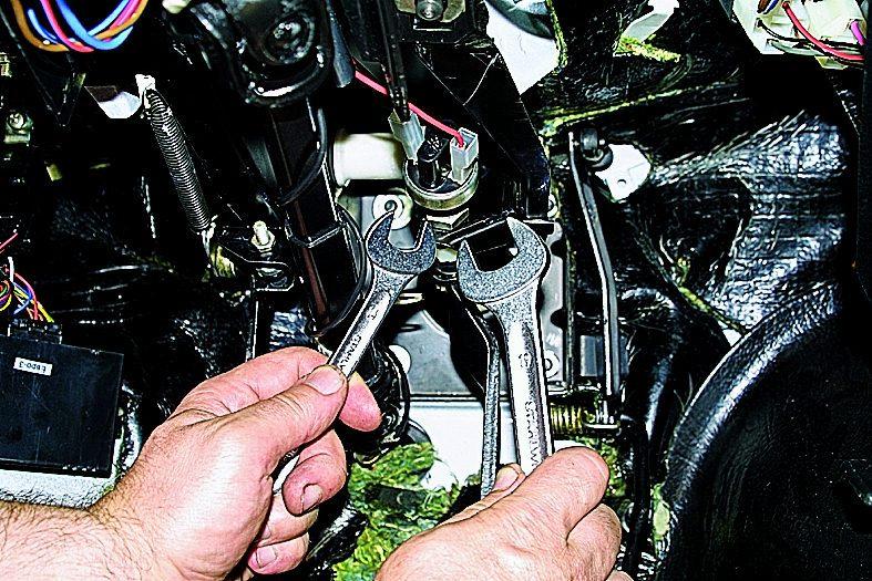 Фото №9 - ВАЗ 2110 регулировка штока вакуумного усилителя тормозов