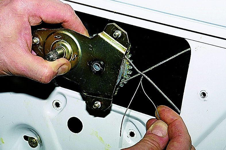 Фото №2 - как сделать стеклоподъемник на ВАЗ 2110