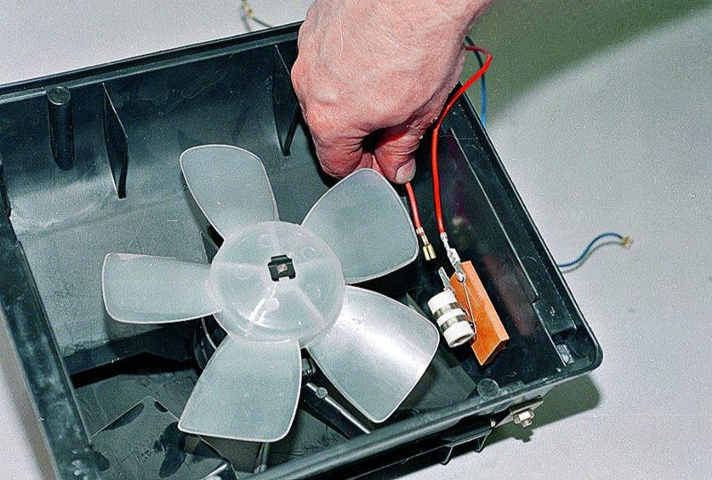 Замена вентилятора печки ваз 21213 своими руками 47