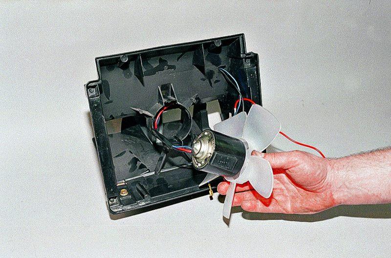 Замена вентилятора печки ваз 21213 своими руками 1