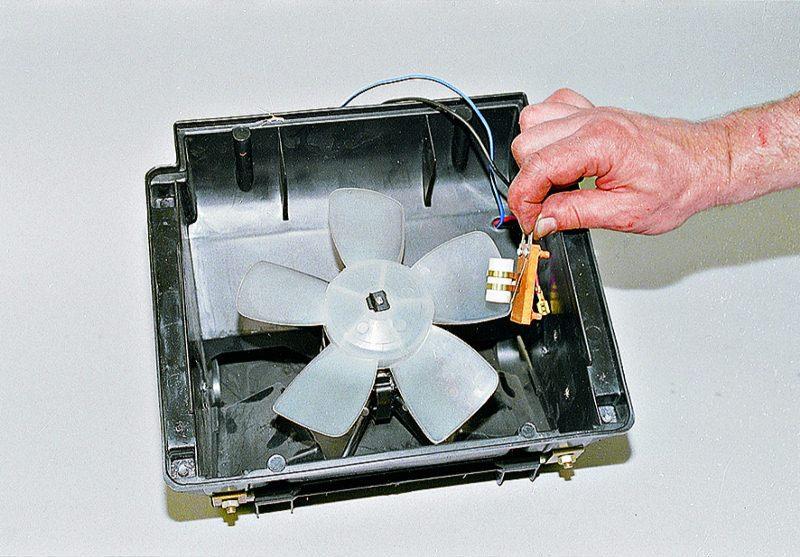 Замена вентилятора печки ваз 21213 своими руками 15