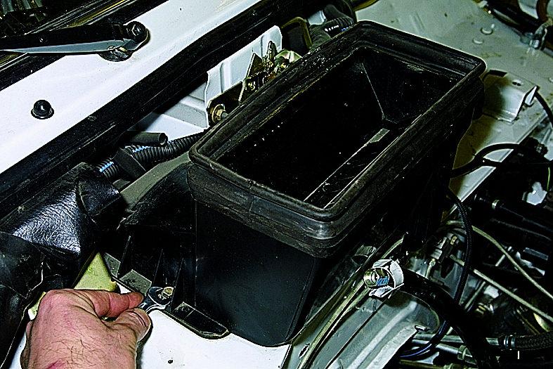 Замена вентилятора печки ваз 21213 своими руками 79