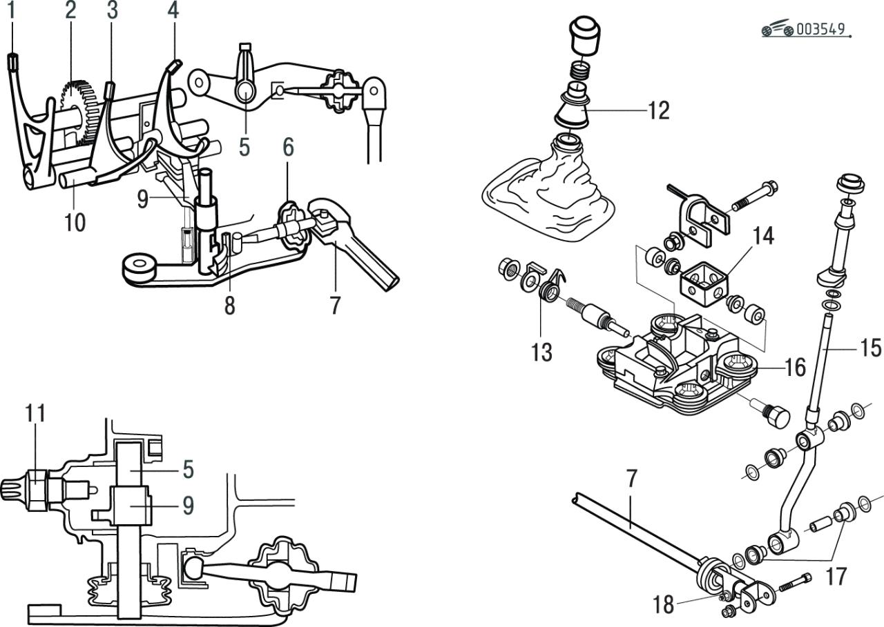 Коробка передач на вольво fh12 схема 152