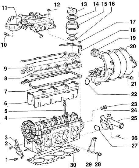 4 Система охлаждения двигателя
