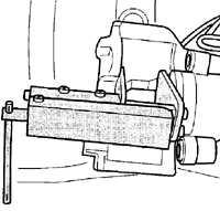 12.3.2 Установка Volkswagen Golf IV