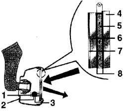 13.18.5 Автоматическое затемнение внутреннего зеркала заднего вида