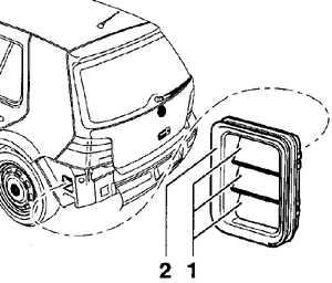 6.7 Вентиляция салона автомобиля