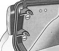14.8 Замена лампочек внешнего освещения Volkswagen Golf IV