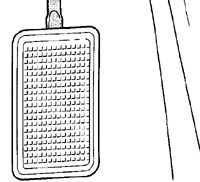 14.10 Замена лампочек внутреннего освещения Volkswagen Golf IV