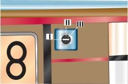 1.3 Крышка багажника или задняя дверь