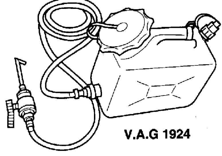 Приспособление V.A.G. 1924
