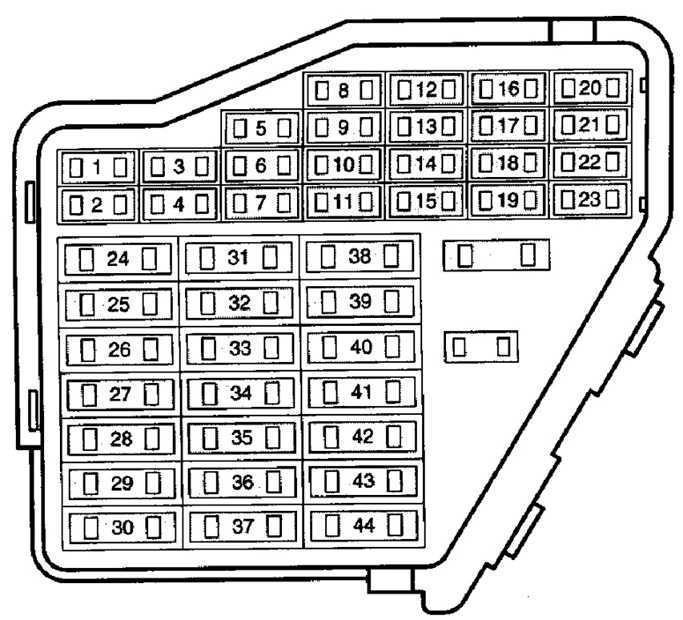 распиновка панели приборов фольксваген пассат 1998