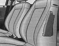 12.54 Боковые подушки безопасности Volkswagen Passat B5