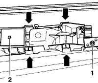 12.20 Блок управления механизмами двери Volkswagen Passat B5