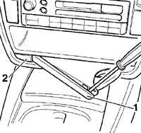 12.44 Декоративные накладки под радиоприемником