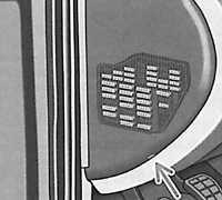 14.4 Предохранители Volkswagen Passat B5