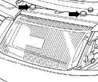 14.17 Устройства внешнего освещения Volkswagen Passat B5