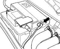 14.8 Аккумулятор Volkswagen Passat B5
