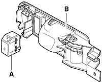 14.23 Переключатели Volkswagen Passat B5