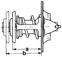 4.5 Термостат Volkswagen Passat B5