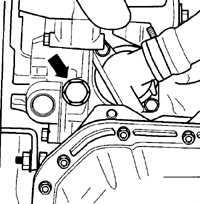 4.4 Замена охлаждающей жидкости Volkswagen Passat B5