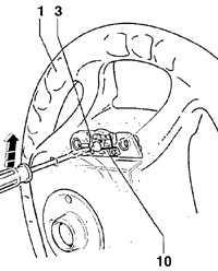 10.2 Подушка безопасности Volkswagen Passat B5