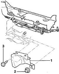 10.4 Поперечная рулевая тяга Volkswagen Passat B5
