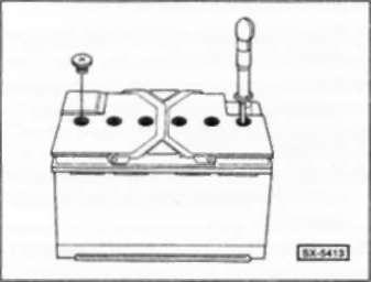 4.16.3 Обычная аккумуляторная батарея