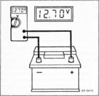 4.16.4 Аккумуляторная батарея обычная и не требующая обслуживания