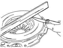 7.2 Проверка технического состояния и ремонт сцепления Volkswagen Polo