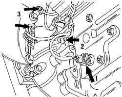 8.1 Снятие и установка коробки передач Volkswagen Polo