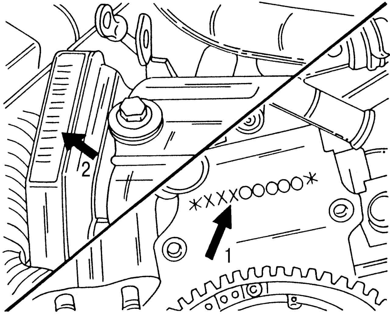 Фольксваген поло где находится номер двигателя на