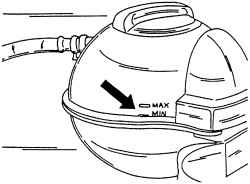 1.6.8 Проверка уровня охлаждающей жидкости