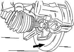 11.1.3 На автомобиле с автоматической коробкой передач