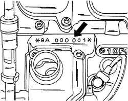 1.2 Идентификация автомобиля Volkswagen Sharan