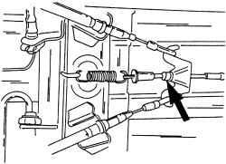 14.2 Продольный рычаг подвески / пружины подвески —  снятие и установка