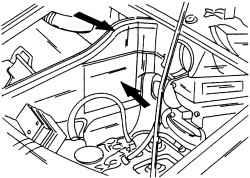 15.6 Проверка вакуумного усилителя тормозного привода