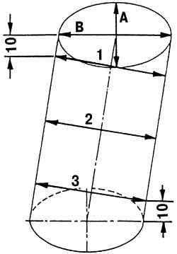 2.4.3 Измерение внутреннего диаметра цилиндра