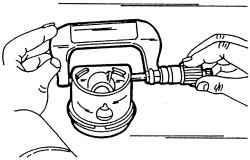 2.4.3 Измерение внутреннего диаметра цилиндра Volkswagen Sharan