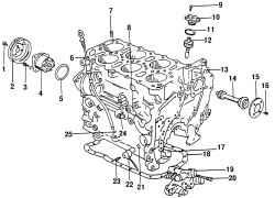 2.8 Промежуточный вал Volkswagen Sharan